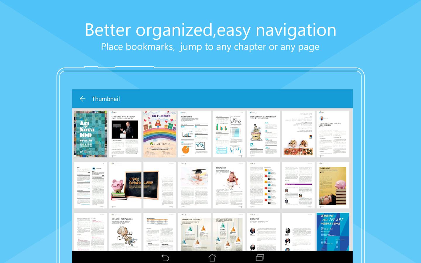 pdf document reader for android