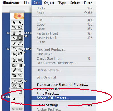 how to make a document a pdf file