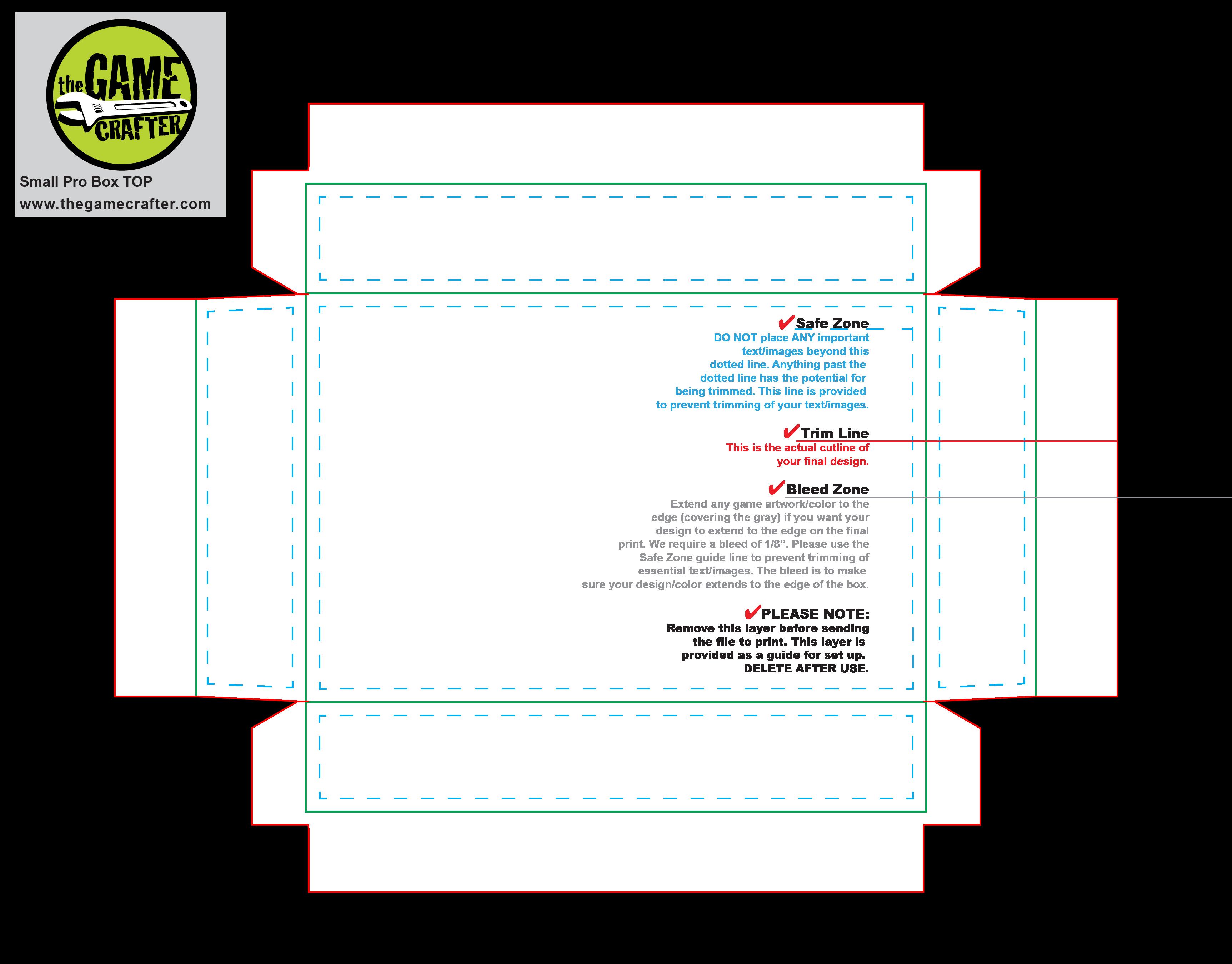 board game design document template