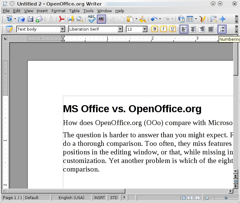 difference between text file and word document