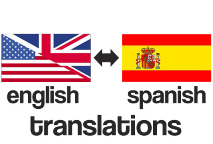 translate word document from spanish to english