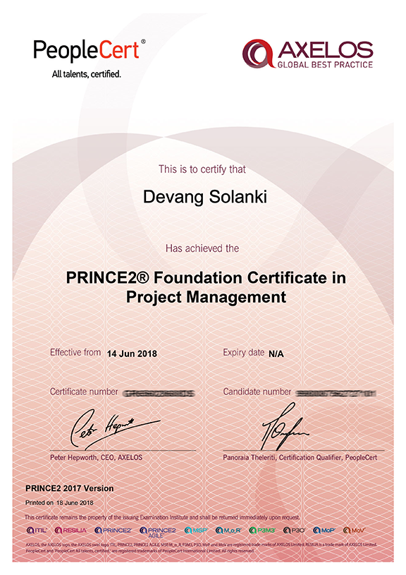 certificate iv in document control in a project environment