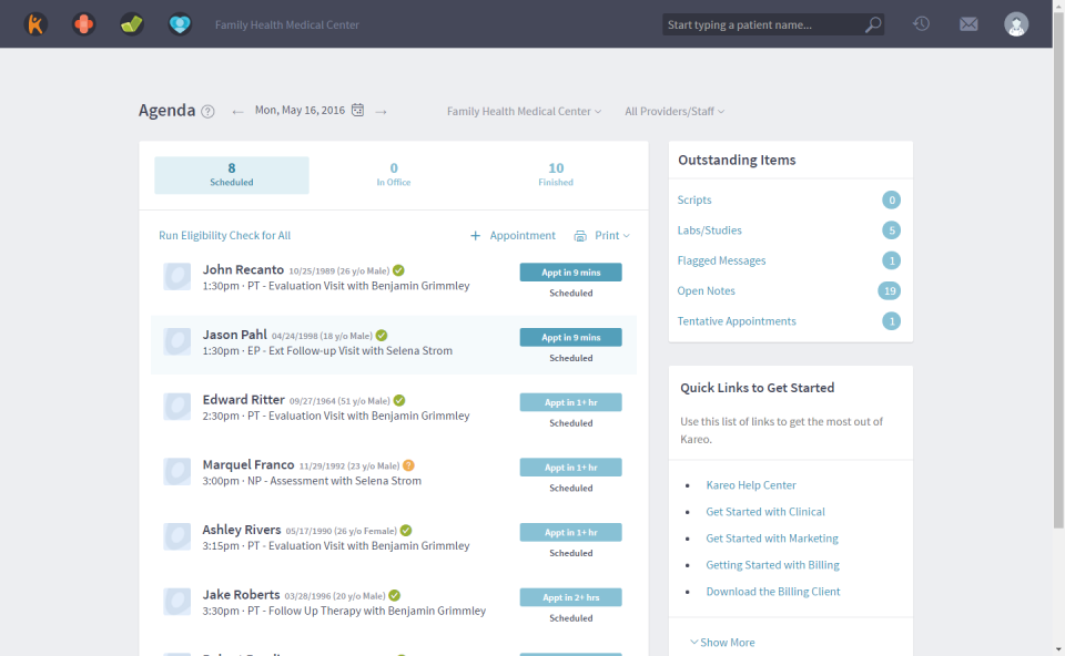 free paperless document management software