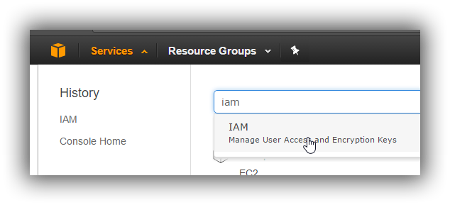 aws identity and access management documentation