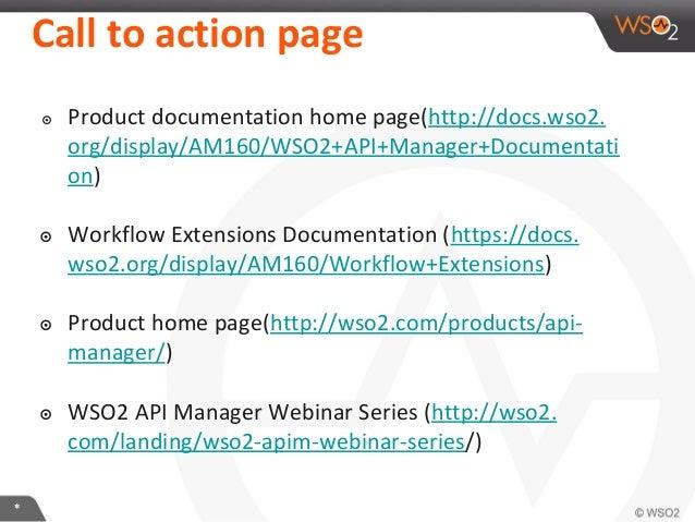 wso2 api manager documentation