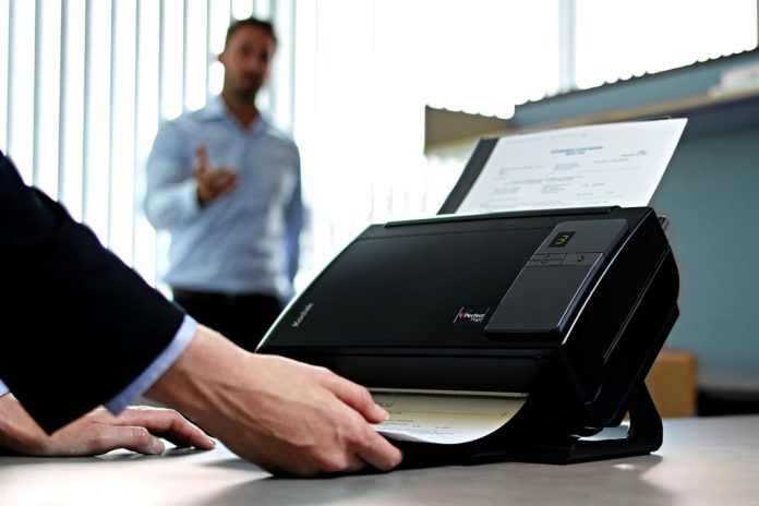 how to scan a document to your computer