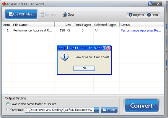 how to convert a pdf to word document for editing