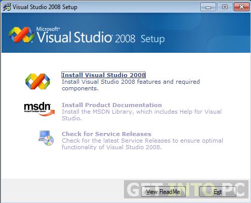 visual studio 2013 documentation
