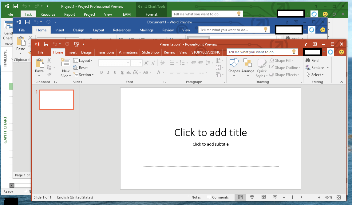 proofreading a document on microsoft word