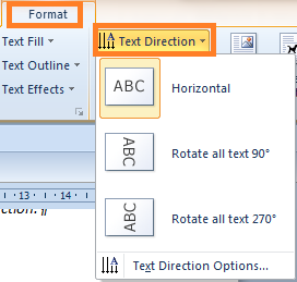 change rich text document to a doc