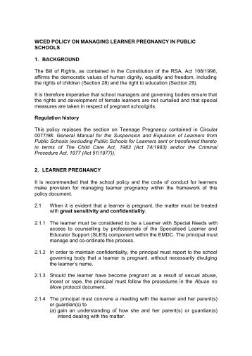 fsl document ministry of education
