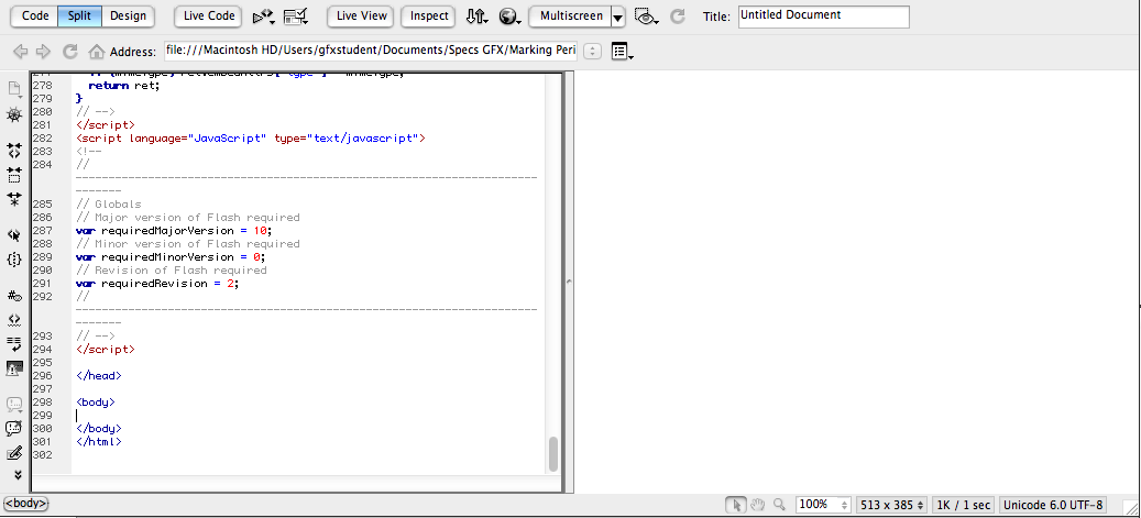 paste different word document into document