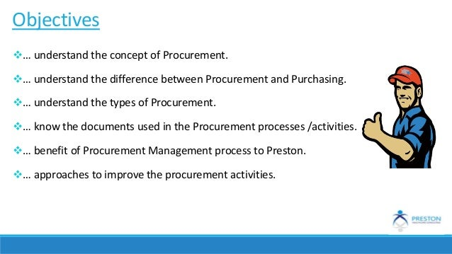 what is procurement documentation