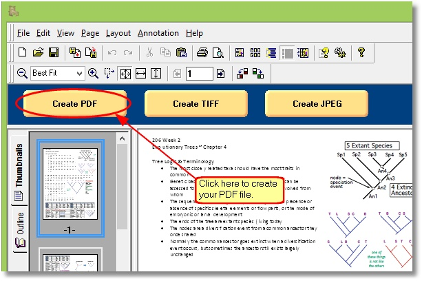 pdfcreator how to merge document to pdf