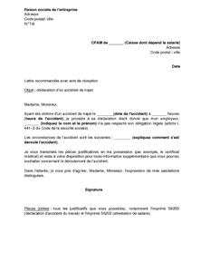 declaration concernant un document canadien perdu