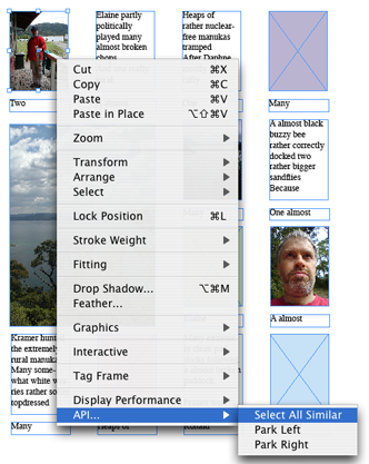 use different orientations in the same document word mac
