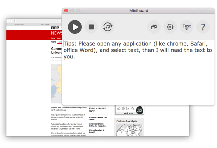how to convert word document to slow speech