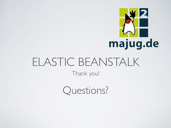 aws elastic beanstalk documentation