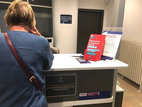document pour ouvrir un compte a la poste