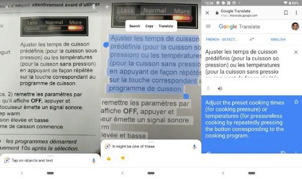 google translate document to english
