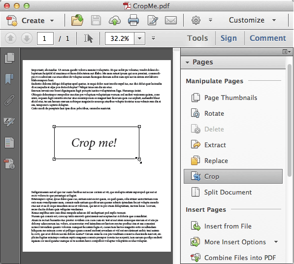 how do you place a hyperlink in an indesign document