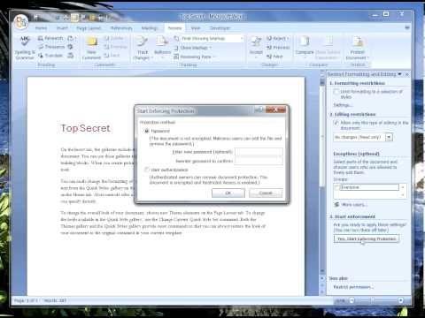 microsoft teams lock office document