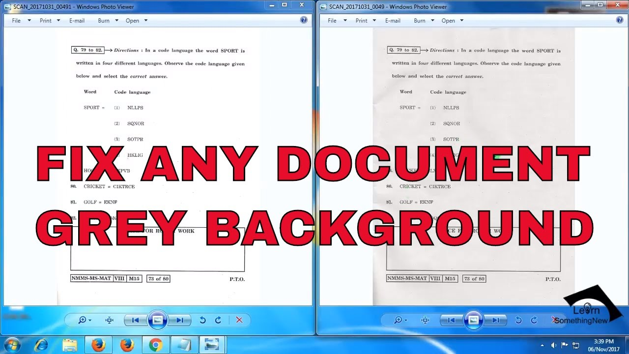 how to find lost scanned document