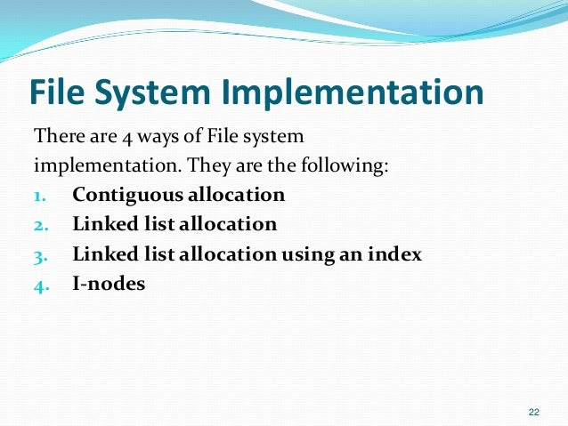 why implement a document management system