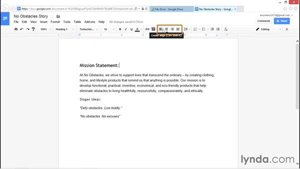 how to open google docs html document