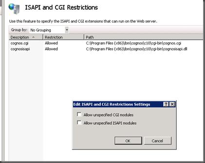 cognos 8.4 documentation