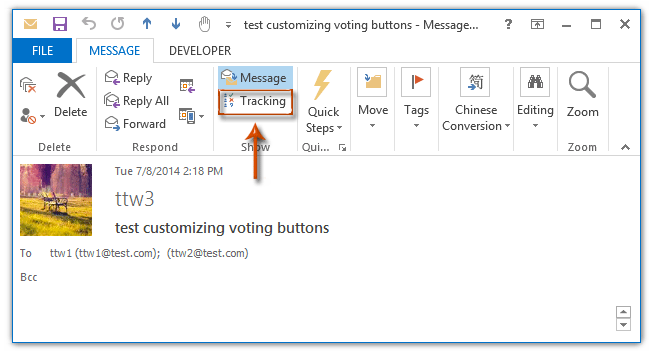 save an email in outlook as a word document