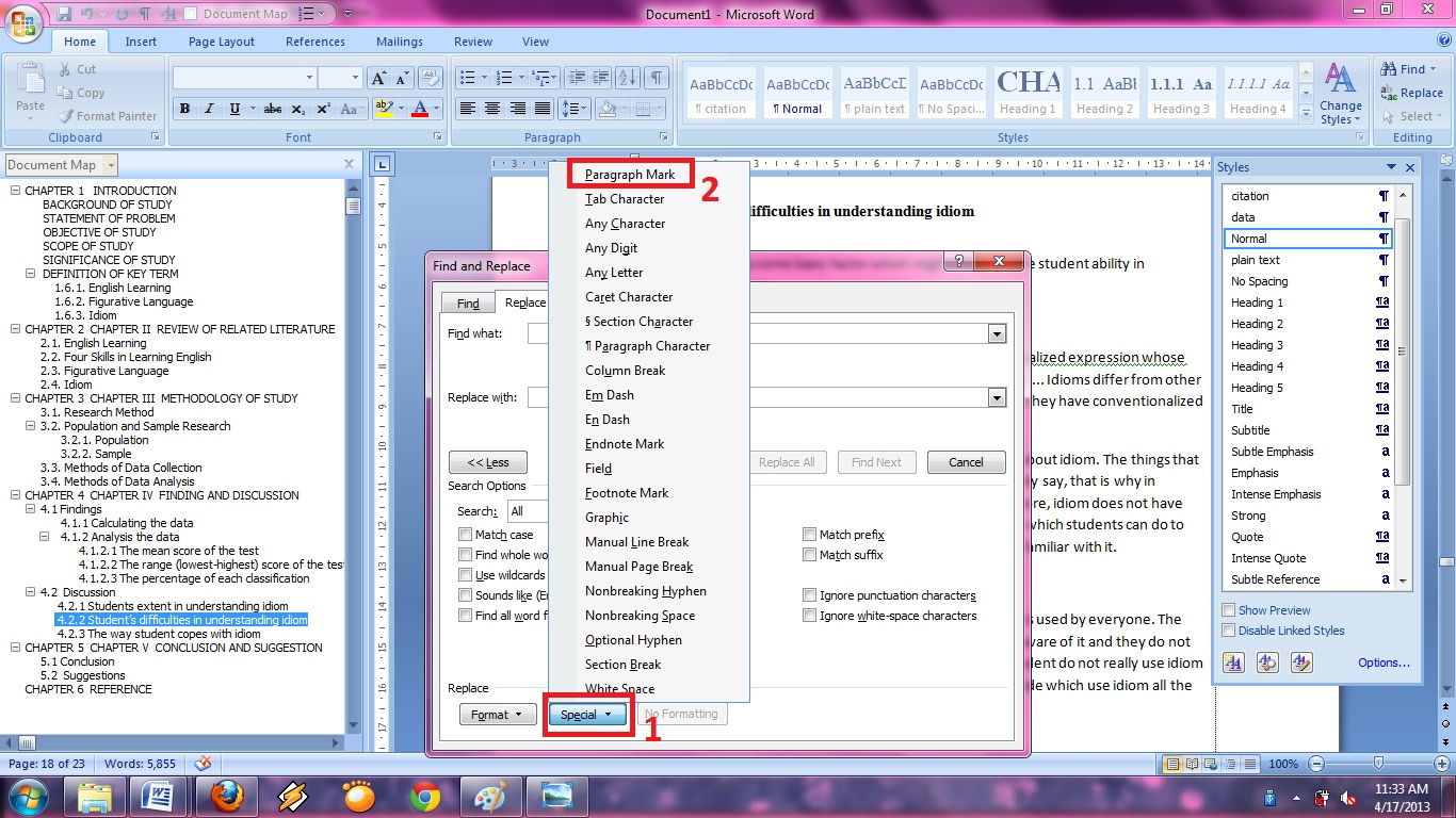 embed word document in excel cell