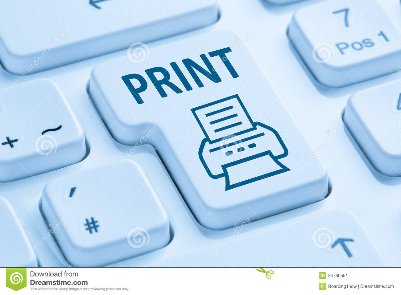how to send document from printer to computer