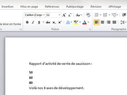 comment mettre un document word en pdf