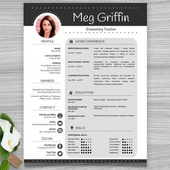 cover letter and resume in one document or two
