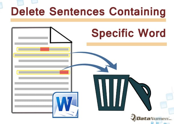 how to recover deleted text from word document