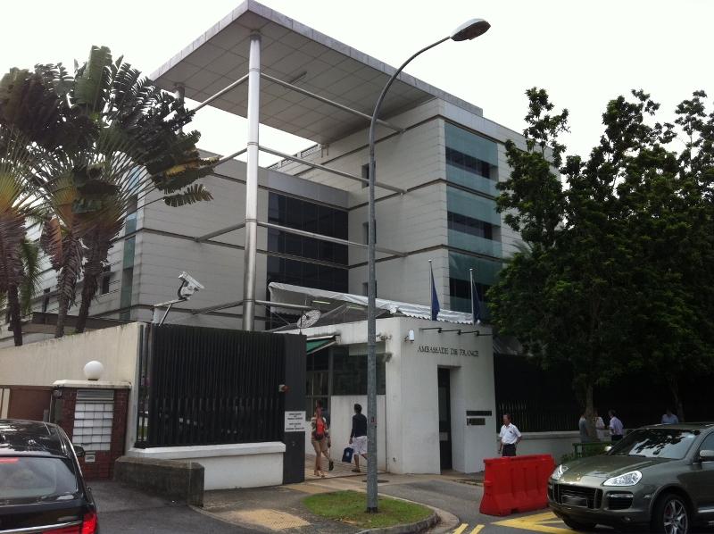 document consulat canaien en france