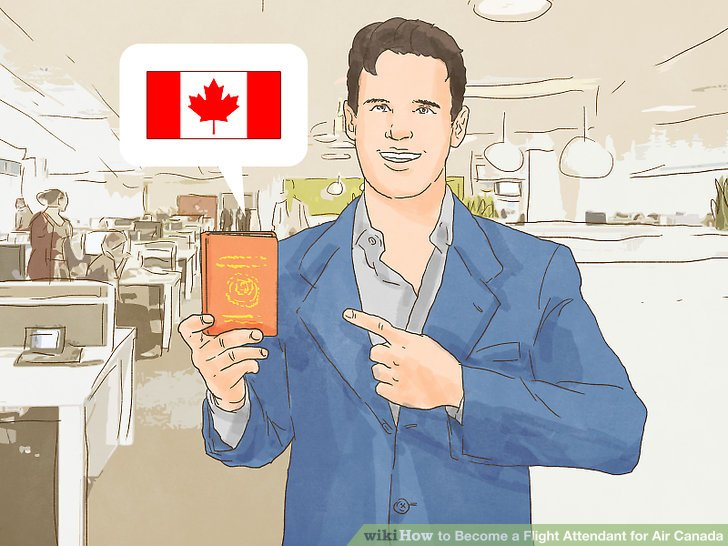 documentation required for air canada