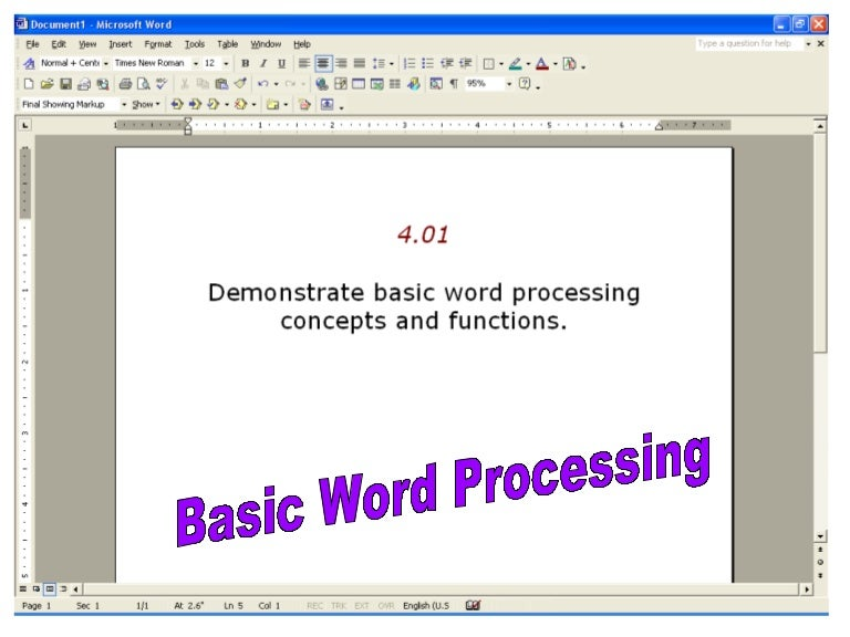 can you view a word document with a multimedia player