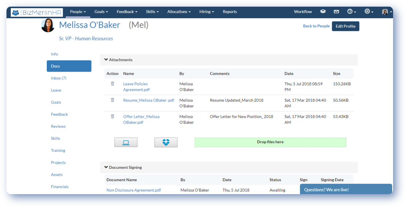best electronic document management software