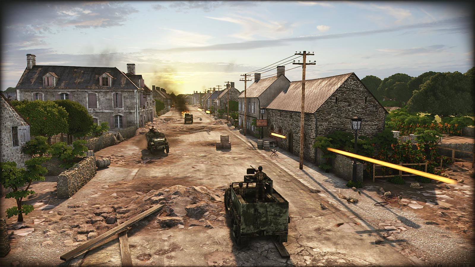 steel division normandy documentation