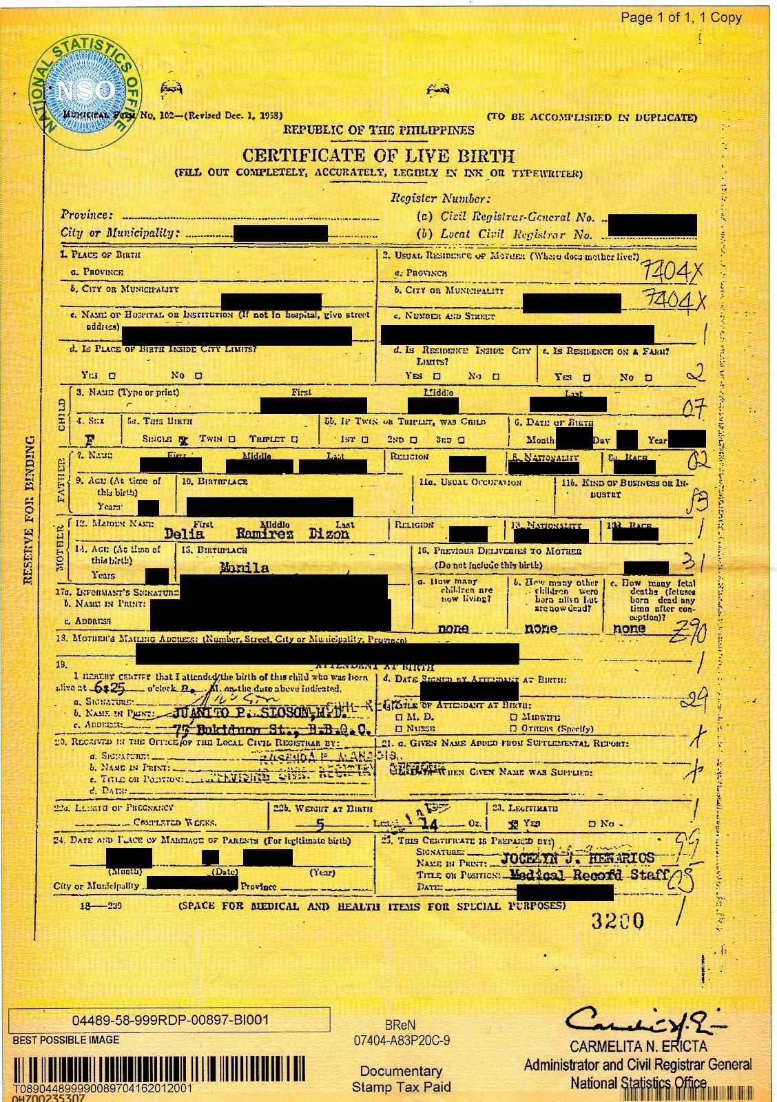 how do i get a document certified