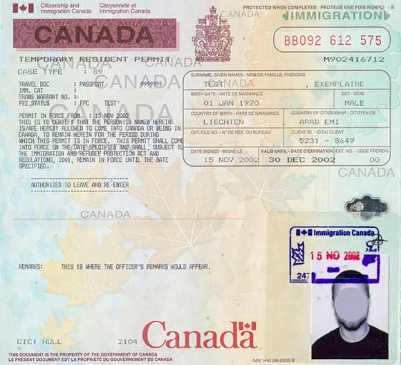 renewal refugee protection claimant document