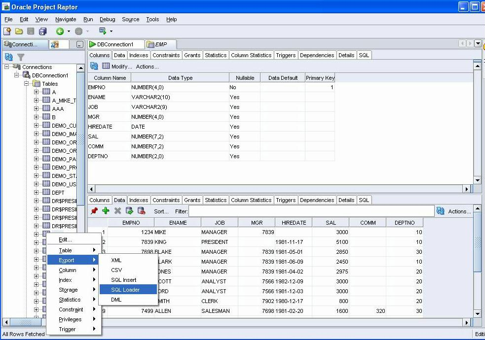 database documentation tool for oracle