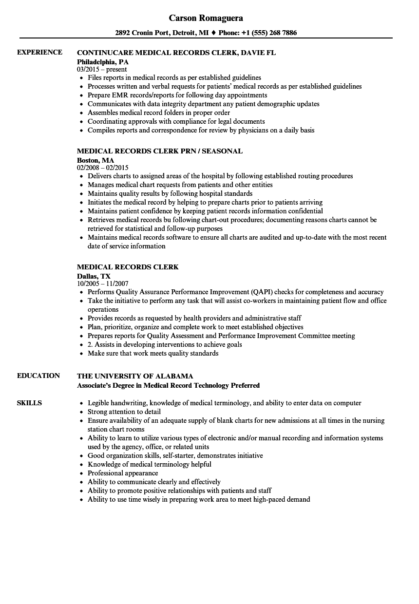 health canada sample medical document