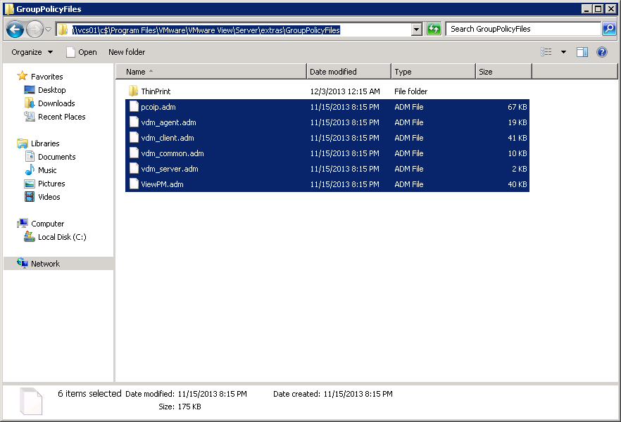 how to document active directory group policy