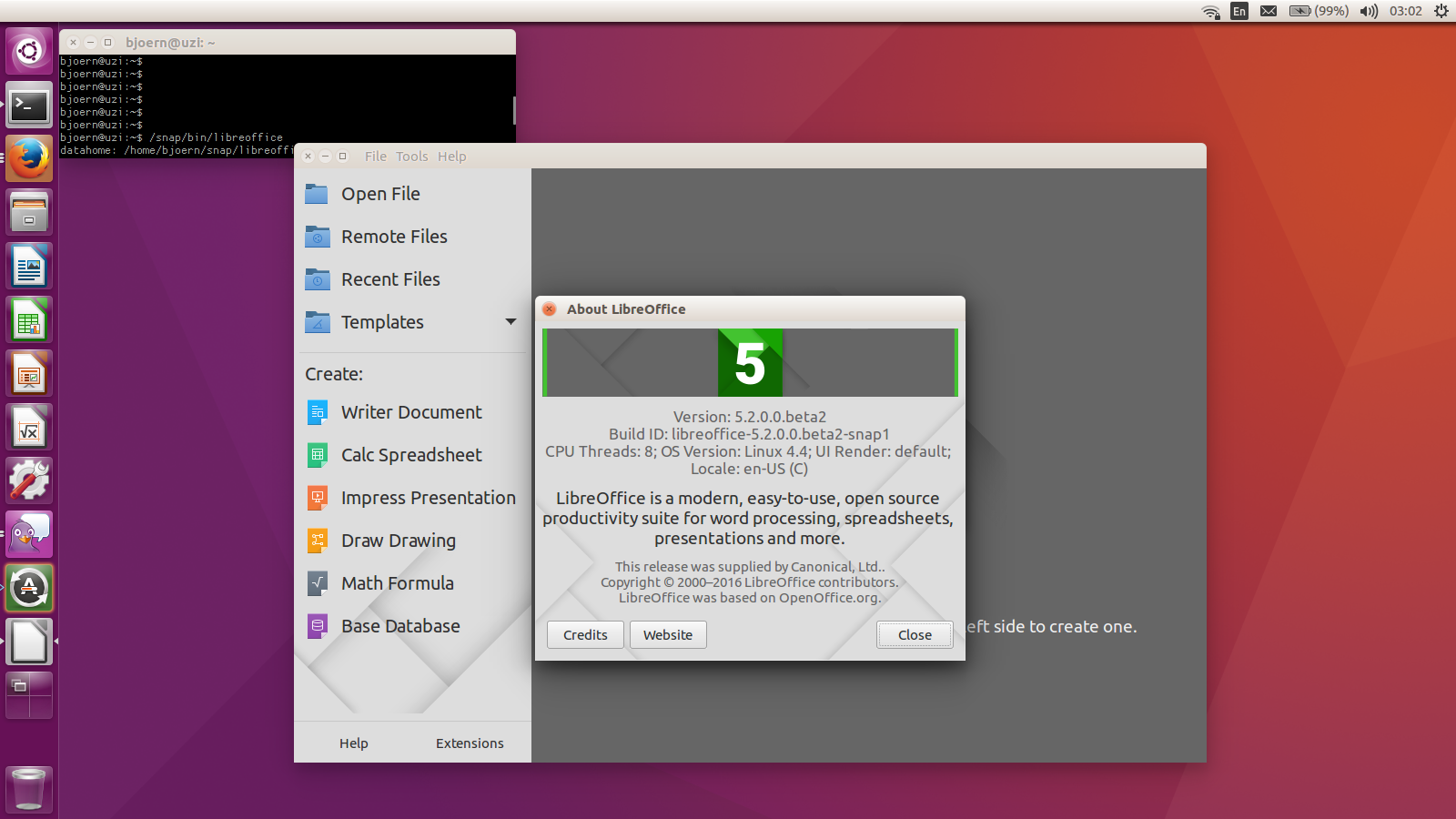 libreoffice writer update style for entire document