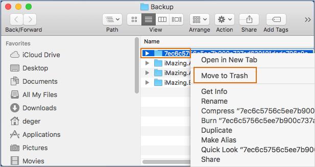 mac deleted my document folder