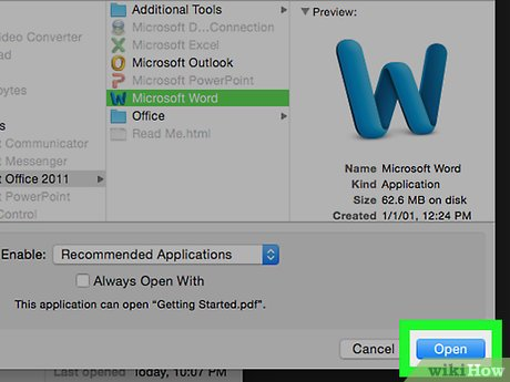 turning a scan into a word document