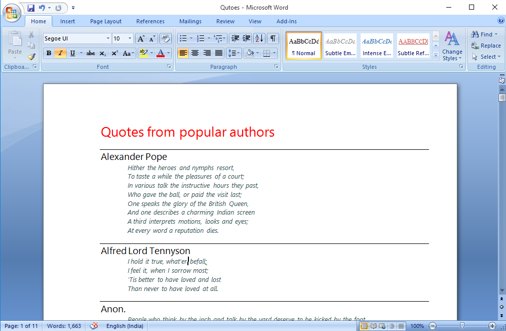 view and edit word document online